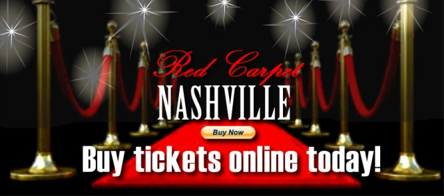 Buy tickets to Red Carpet Nashville